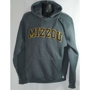 Mizzou University of Missouri Pullover Hoodie L